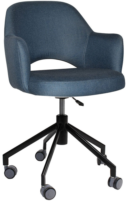 ARM CHAIR ALBURY (CASTOR)