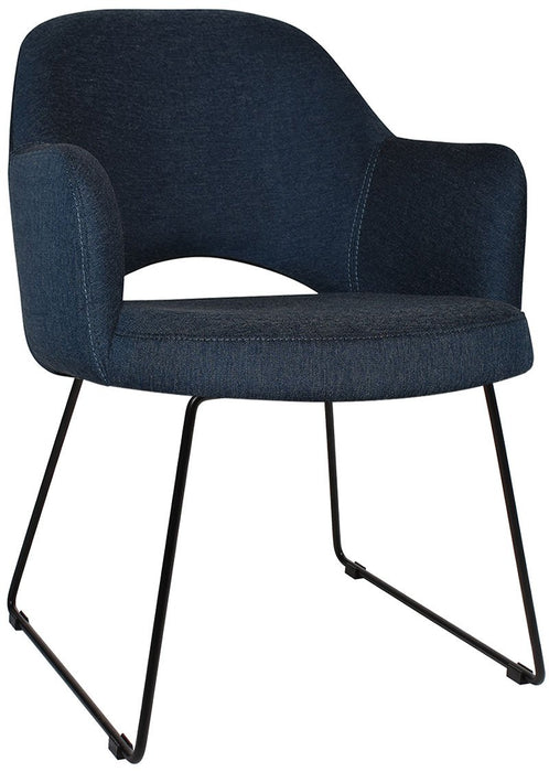 ARM CHAIR ALBURY (SLED)