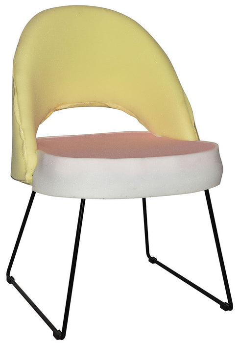 CHAIR CHEVRON (SLED)