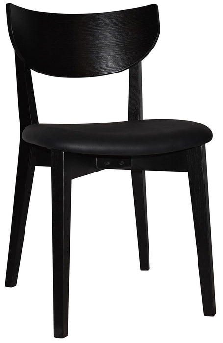 CHAIR RIALTO (UPHOLSTERED SEAT)