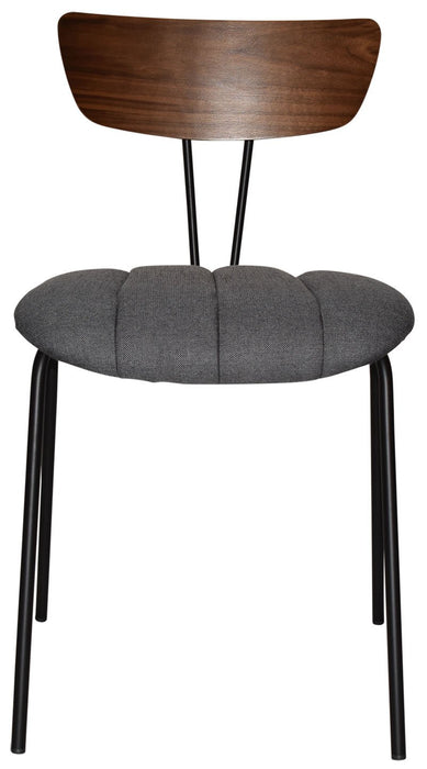 CHAIR IRUN (UPHOLSTERED SEAT)