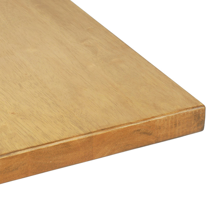 TOP TABLE TIMBER (RECTANGLE)