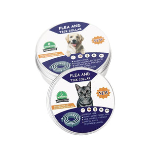 FLEA AND TICK COLLAR FOR DOGS&CATS(BUY 2 FREE SHIPPING)