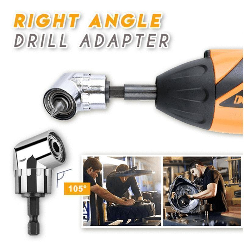 50% Off Right Angle Drill Adapter