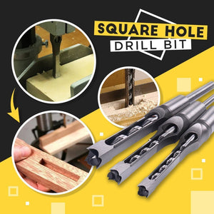50% Off Square Hole Drill Bit (3 Sizes)