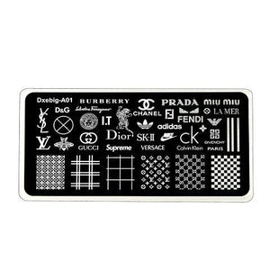 Hot Sale!Popular Nail Stamping Plate