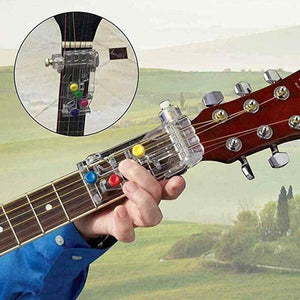 Guitar Chord Assisted Learning Tools
