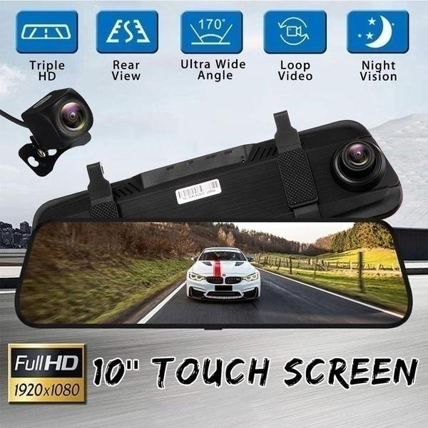 Free Shipping - 10 Inch Streaming Media Touch Screen Camera Recorder