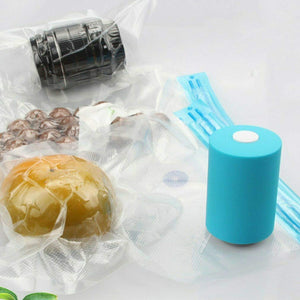 Mini Automatic Compression Vacuum Pump-Get 5*Compressed Bags Free