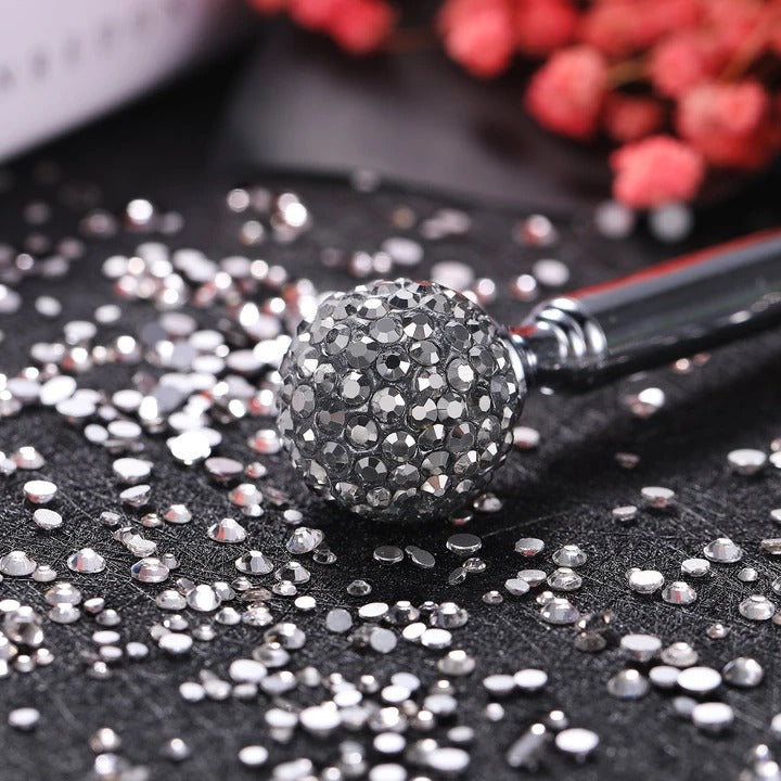 Embroidery Accessories Diamond Painting Tools(Pen + 2,000 Diamonds)