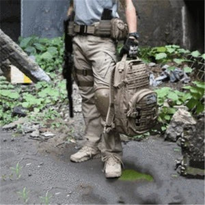 HOT SALE NOW!  Multifunction Tactical Waterproof Pants