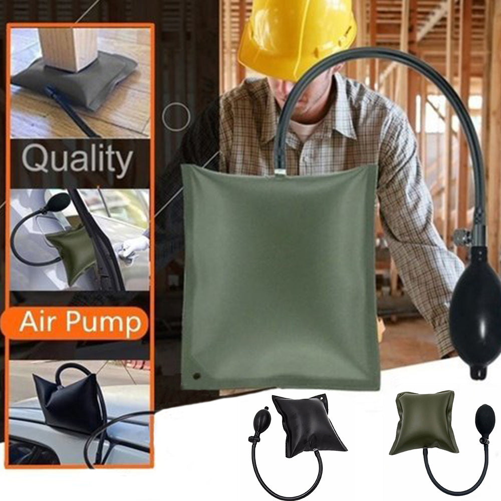 【🔥HOT SALE!🔥】Air Wedge Bag Pump - Leveling Kit & Alignment Tool