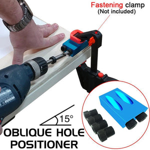 Woodworking tool puncher positioner-Promotion Today
