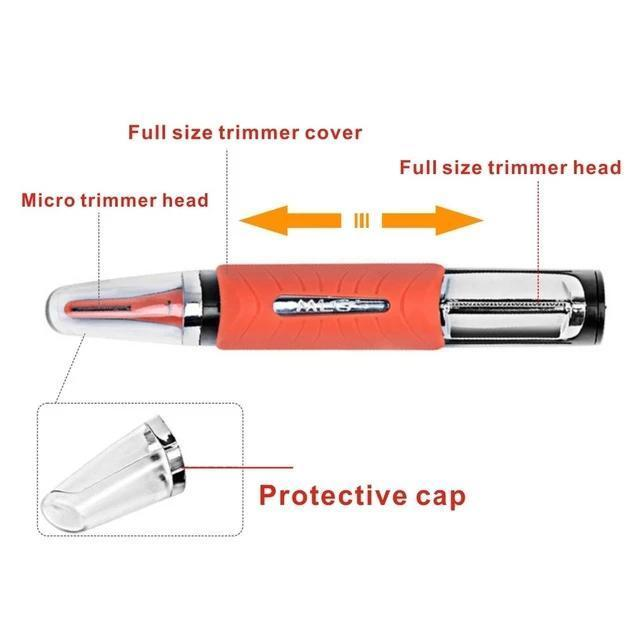 🔥HOT SALE🔥  ALL-IN-1 Switchblade Hair Trimmer