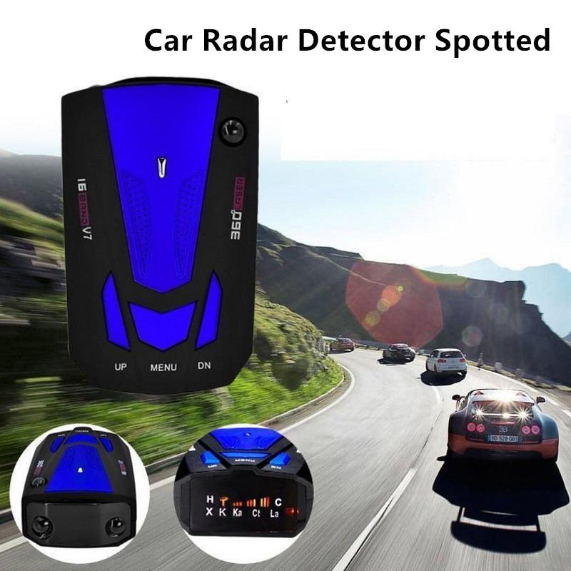 Car Radar Detector Spotted