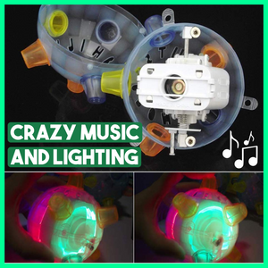 【BUY MORE SAVE MORE】Dog LED Jumping Activation Ball