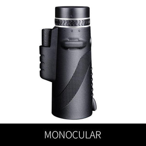 New Waterproof 40X60 High Definition Monocular Telescope (BUY 2 FREE SHIPPING)