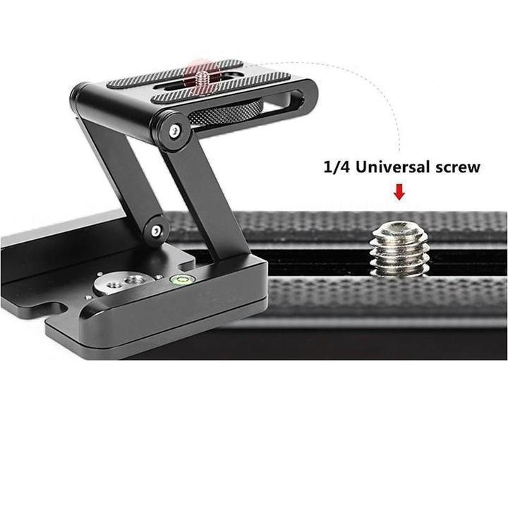 Motorized Camera Slider &Panoramic Camera Base Bracket(UNIVERSAL)