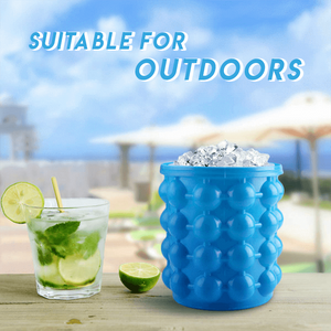 (Buy 2 Free Shipping) Ice Cubes Maker Bucket