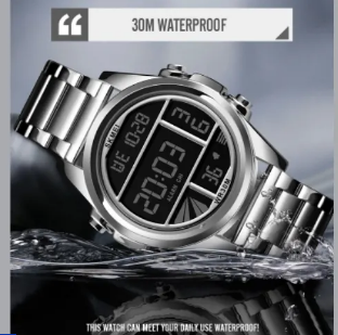 Digital WATERPROOF Watch