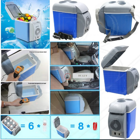 Mini Portable Refrigerator