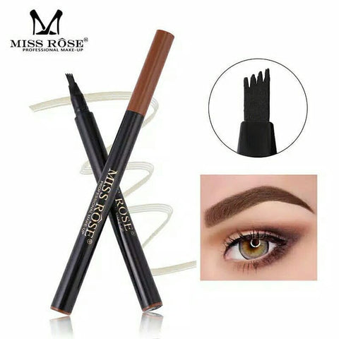Image of MISS ROSE 2-1 LIPS LINER & LIPSTICK