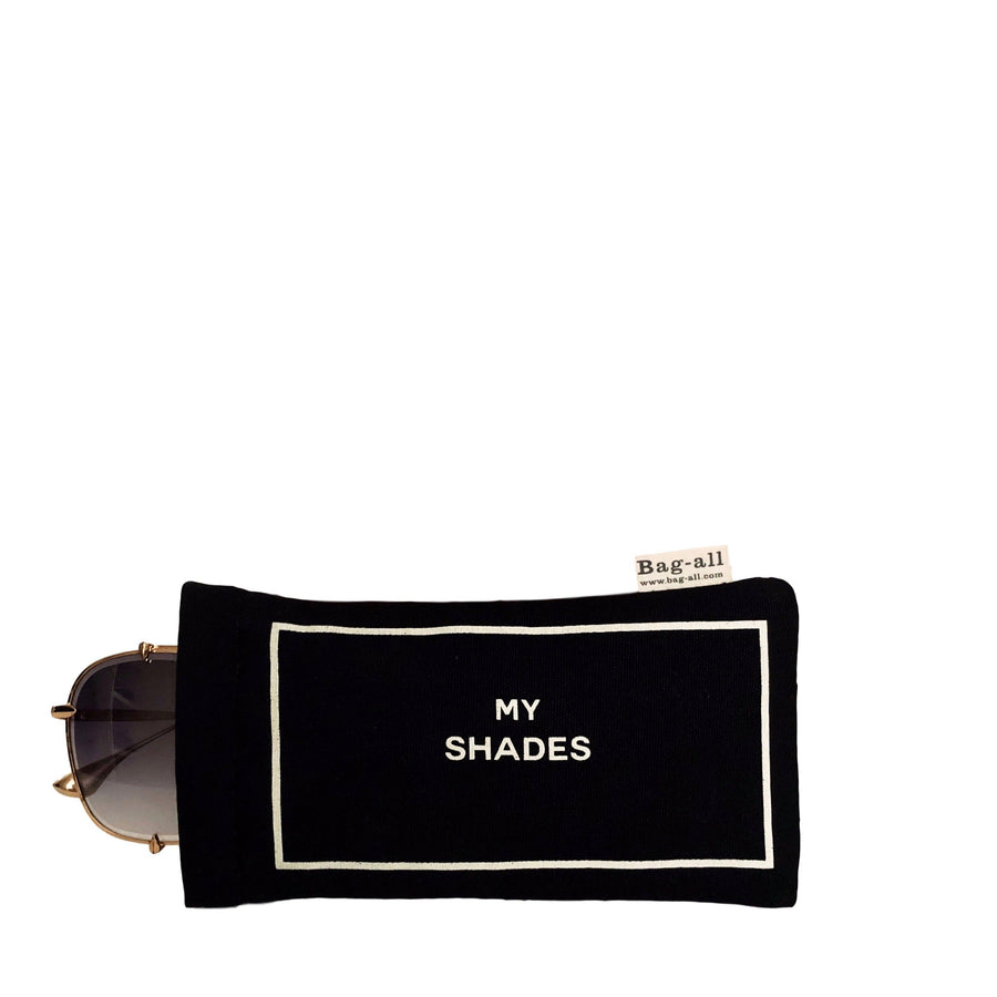 My Shades Case Black