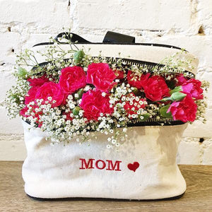 Beauty Box Blank - Flowers Mood Image Bag-all