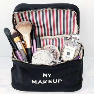 Make up Box Black