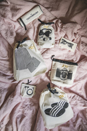 pajamas bag - bag-all korea