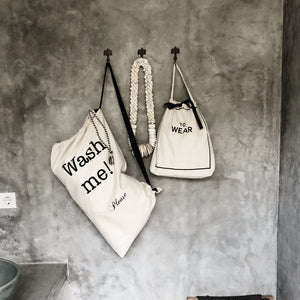 Laundry Bag, To Wear Bag