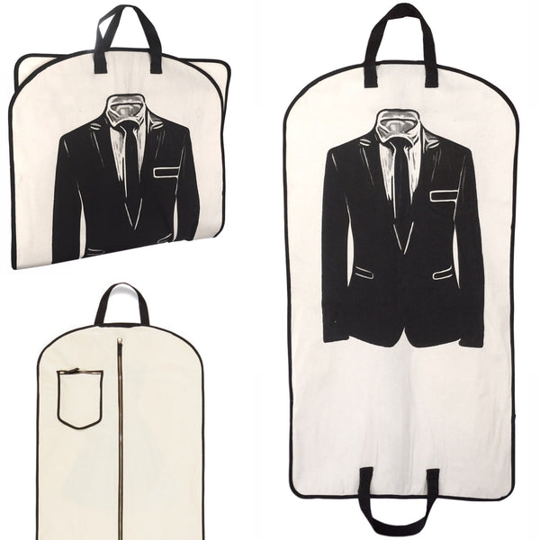 Men's Suits Garment Bag - Perfect Suit Bag