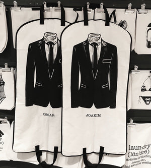 Men's Suits Garment Bag