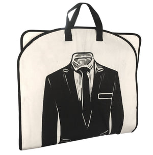Men's Suits Garment Bag - Stylish Male Garment Bag