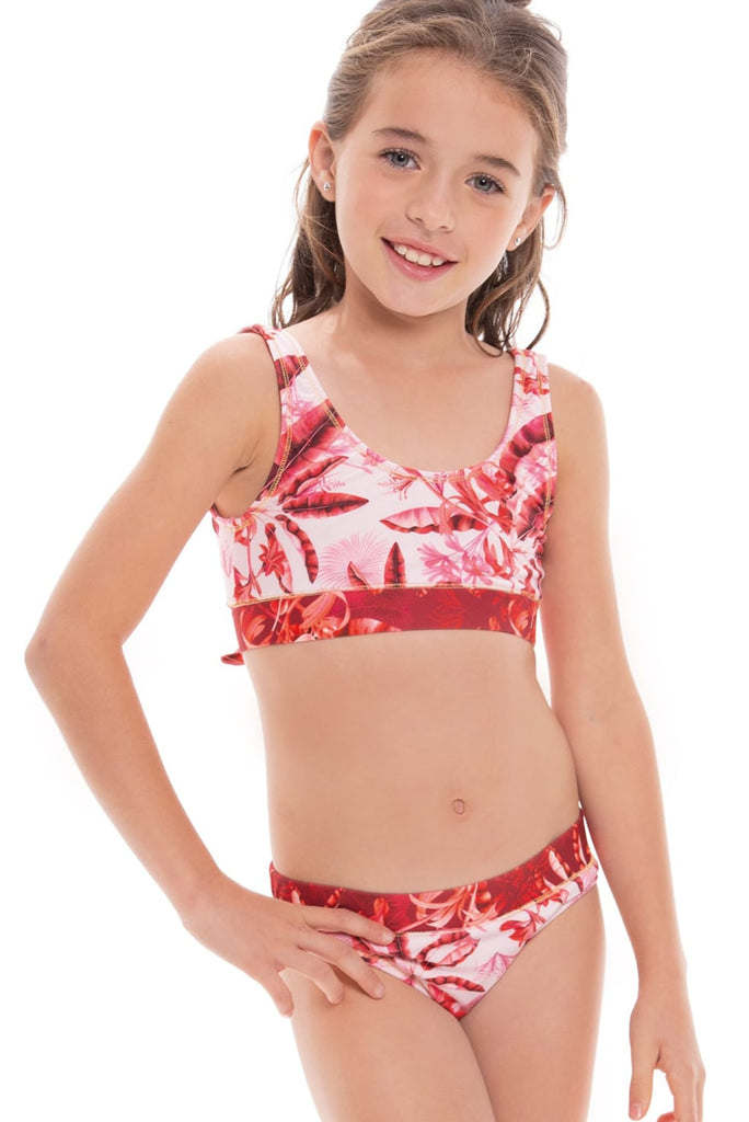 Bikini set niña DUO<br>&nbspMACONDO