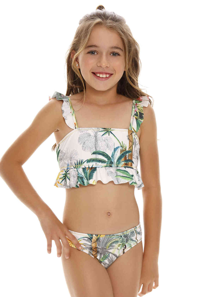 Bikini set niña NATURAL ESSENCE
