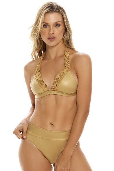 Top halter con base fija Palette ESSENCE