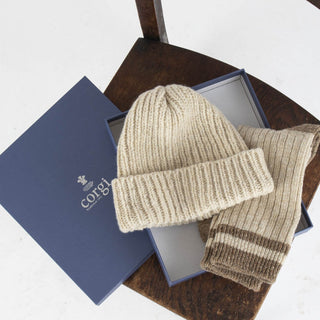 Women's Donegal Wool Gift Box