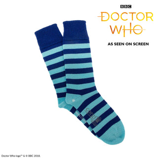 Women's Doctor Who Cashmere & Cotton Socks