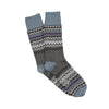 Men's Multi Pattern Wool & Cotton Socks