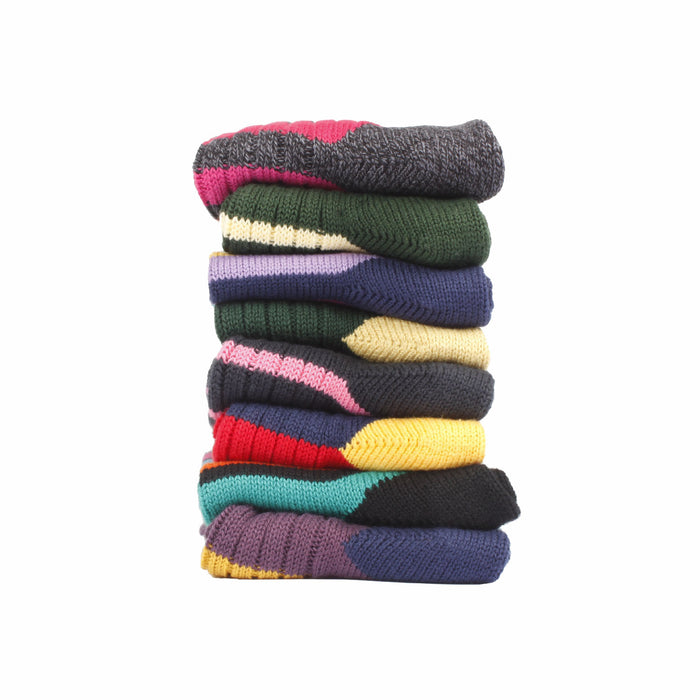 Men's Seven Pack Assorted Pure Cotton Socks