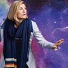 Doctor Who Striped Cashmere Scarf