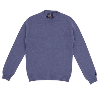 Men's Personalised Initial on Sleeve Wool Sweater
