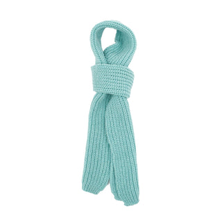 Women's Rib Wool Scarf