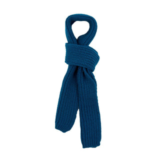 Men's Rib Wool Scarf