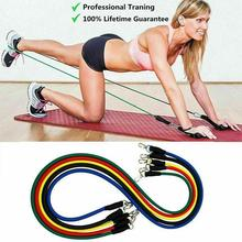 11 Piece Resistance Band Set - Gents Garms