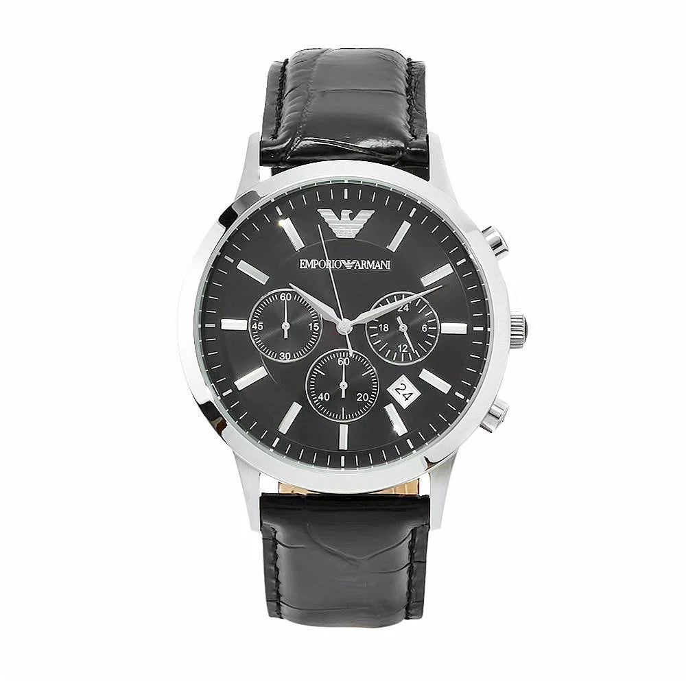 Emporio Armani AR2447 Men's Chronograph Watch - Gents Garms