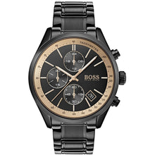Load image into Gallery viewer, Hugo Boss 1513578 Men's Grand Prix GQ Black Chronograph Watch - Gents Garms