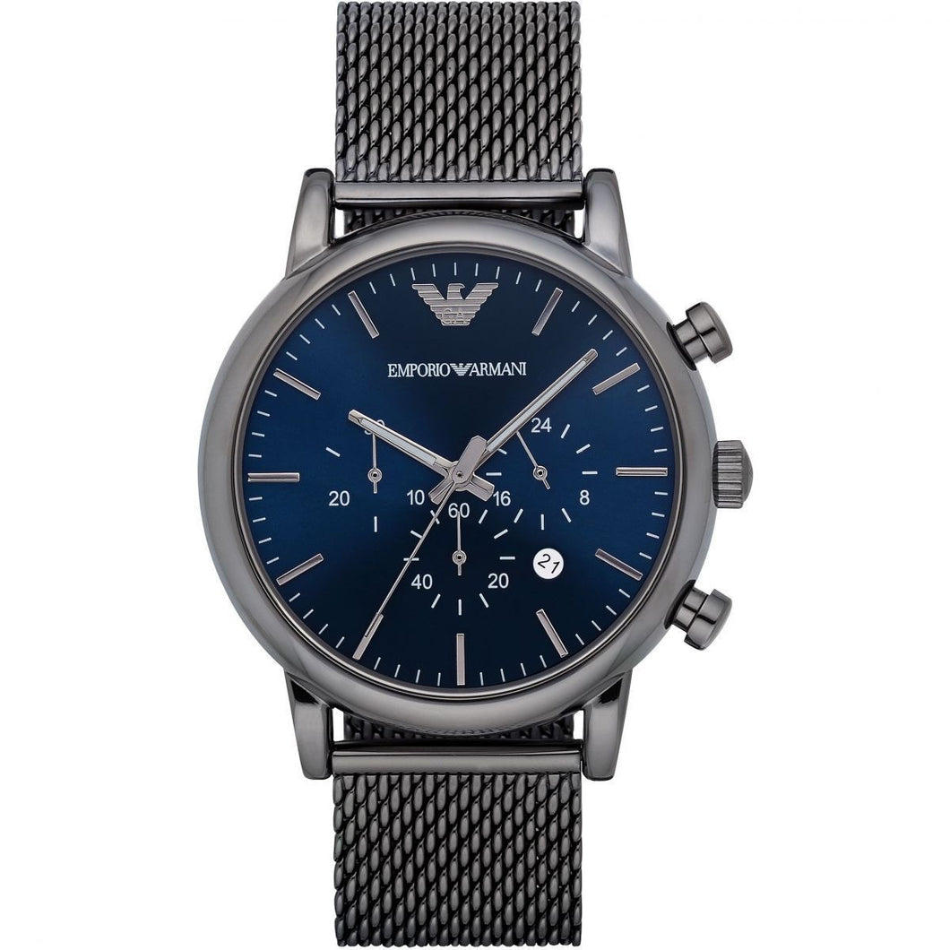 Emporio Armani AR1979 Men's Chronograph Watch - Gents Garms