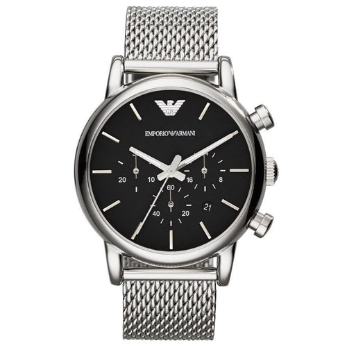 Emporio Armani AR1811 Men's Luigi Chronograph Watch - Gents Garms